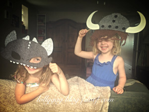 how to train your dragon masks