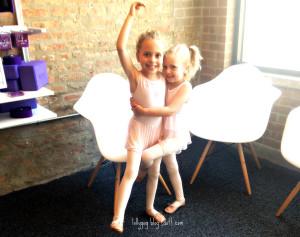 Nora Suzy Pearachute ballet