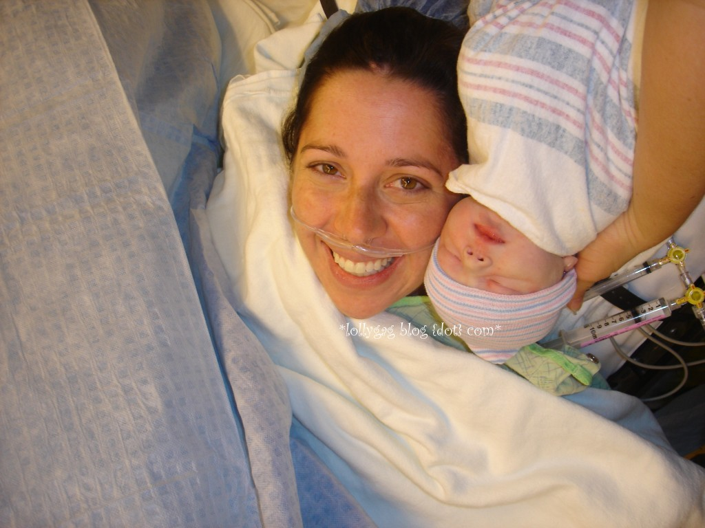 The Third C-Section Wasn't All That Bad... - Lollygag Blog